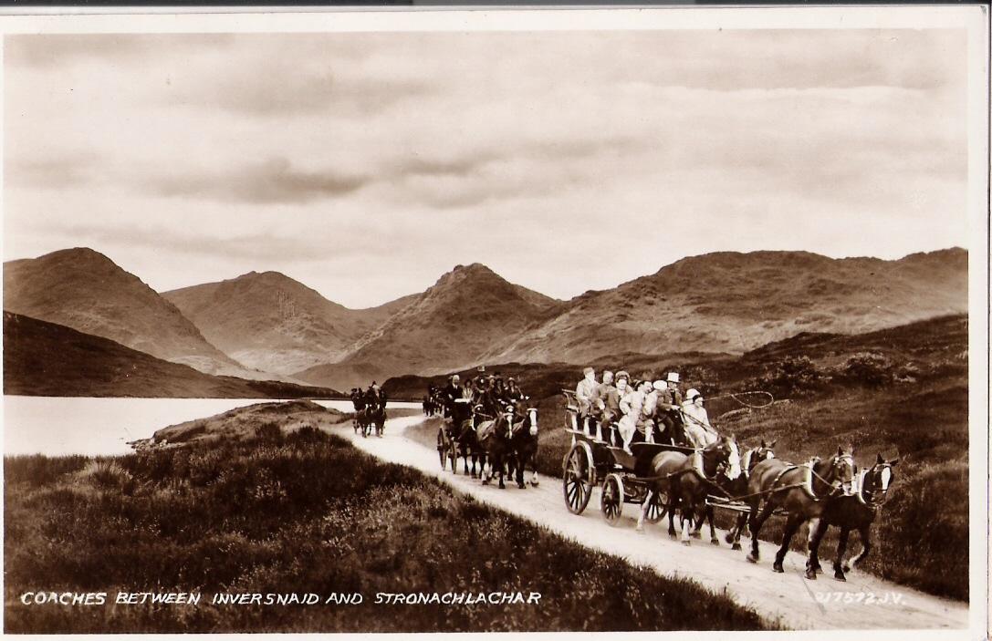 Literary Loch Lomond And The Trossachs 14 Inversnaid