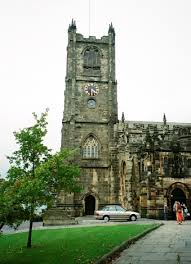 Lancaster Priory Church